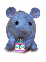 birthday mousie