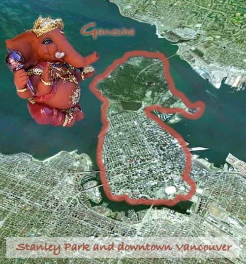 StanleyPark Ganesha