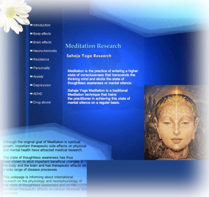 Meditation Research