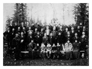 first Bella Coola settlers