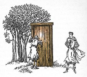 Narnia door