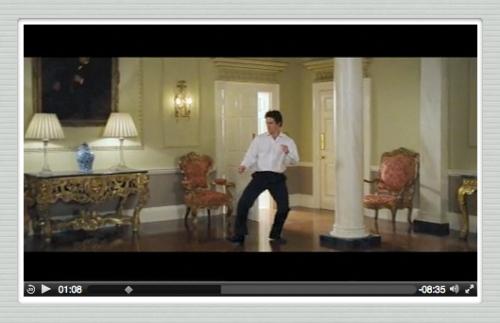 PM dancing video