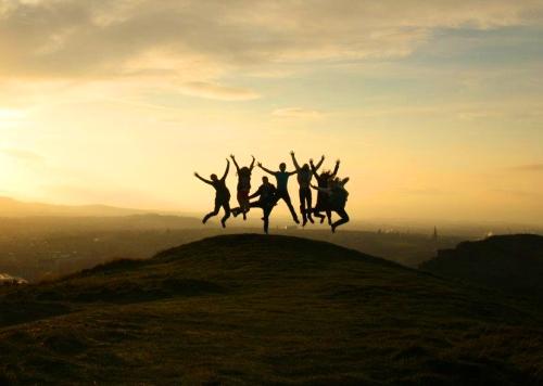 everybody leap!