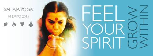 Sahaja Yoga meditation Expo2015