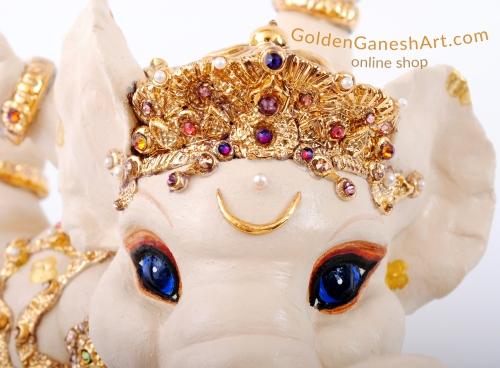 Goldenganeshart.com homepage